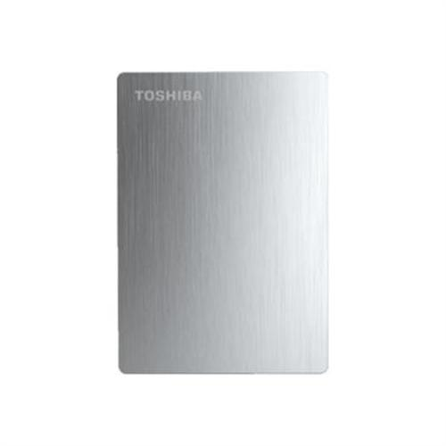 Toshiba Canvio Slim - hard drive - 500 GB - USB 3.0
