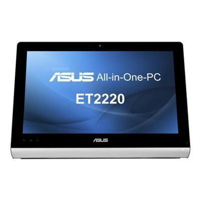 ASUS All-in-One PC ET2220IUTI - Core i5 3330 3 GHz - 8 GB - 1 TB - LED 21.5