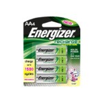 Energizer Recharge Universal - Battery 4 x AA type NiMH UNH15BP-4