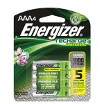 Energizer Recharge Universal - Battery 4 x AAA type NiMH UNH12BP-4