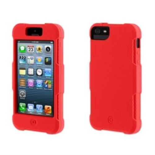 Griffin Protector Case for iPhone 5 - Fluoro Fire