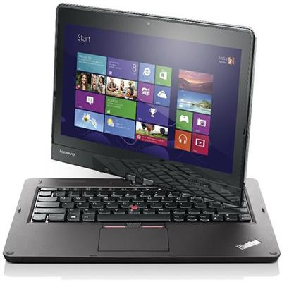 Lenovo TopSeller ThinkPad Twist S230u 3347 Intel Core i3-3217U Dual-Core 1.80GHz Ultrabook - 4GB RAM, 320GB HDD, 24GB Micro SSD, 12.5
