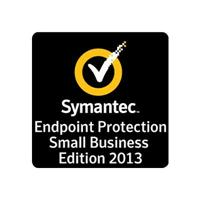Symantec Endpoint Protection Small Business Edition 2013 - Subscription upfront (1 year) + 24x7 Support - 1 user -  Buying Programs : Express - level C (50-99) 7SGAOZH2-XI1EC