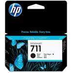 711 - 38 ml - black - original - ink cartridge - for DesignJet T120 ePrinter, T520 ePrinter