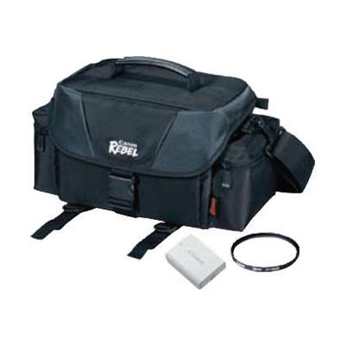 Canon EOS Rebel XSi Starter Kit - Digital camera accessory kit - for EOS Rebel T1i, Rebel XSi