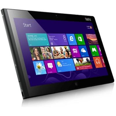 Lenovo TopSeller ThinkPad Tablet 2 Intel Atom Dual-Core Z2760 1.80GHz - 2GB RAM, 64GB Flash, 10.1