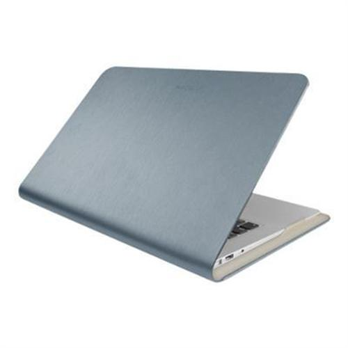"MacAlly Peripherals Protective Slimcase Cover For Macbook Air 11"" - Steel Gray"