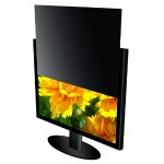 """BLACKOUT PRIVACY FILTER FITS 20"""" LCD MO"""