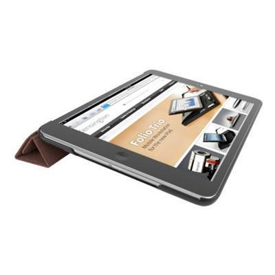Kensington Protective Cover & Stand for iPad mini - Brown Marble (K39718AM)