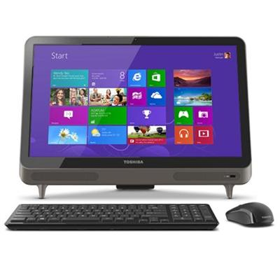 Toshiba LX835-D3310 Intel Core i3-3110M 2.4GHz All-in-One PC - 6GB RAM, 1TB HDD, 23