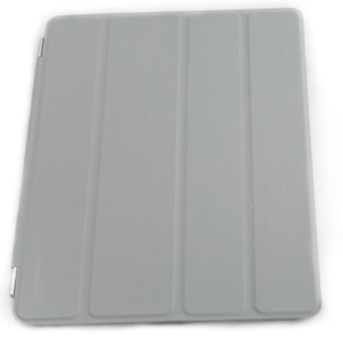 Axiom Memory Folding screen cover for new iPad with Retina (4th generation), iPad 3rd gneration & iPad 2 - Gray