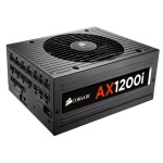 Corsair Memory AX1200i - Power supply ( internal ) - ATX12V 2.31/ EPS12V 2.92 - 80 PLUS Platinum - AC 90-264 V - 1200 Watt - active PFC - North America CP-9020008-NA