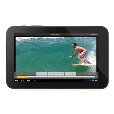Aluratek CINEPAD AT108F - tablet - Android 4.0 - 8 GB - 8
