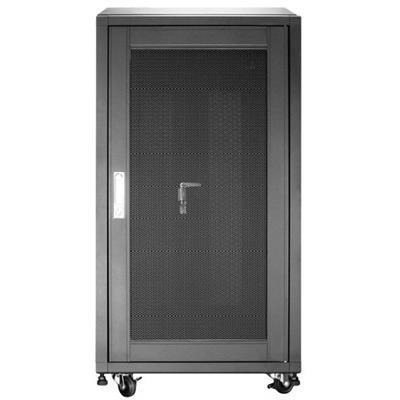 iStarUSAClayTek WN228-EX - Rack - black, RAL 9011 - 22U - 19