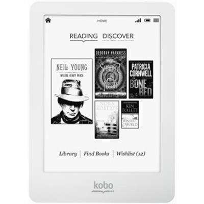 KOBO eReader eReader Glo - eBook reader - 2 GB - 6