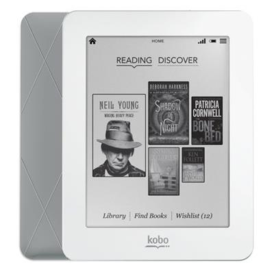 KOBO eReader eReader Mini - eBook reader - 2 GB - 5