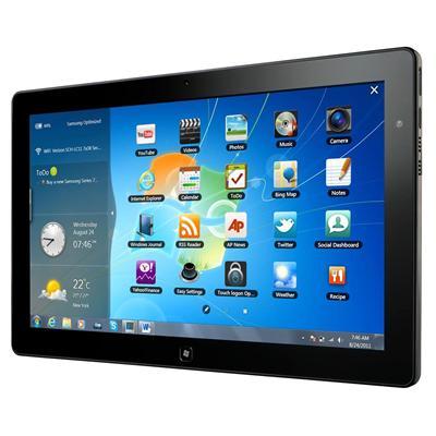 SamsungATIV Smart PC Pro 700T Intel Core i5-3317U 1.70GHz Tablet PC - 4GB RAM, 128GB SSD, 11.6