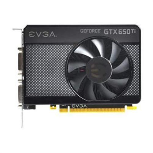 Evga GeForce GTX 650 Ti graphics card - GF GTX 650 Ti - 1 GB