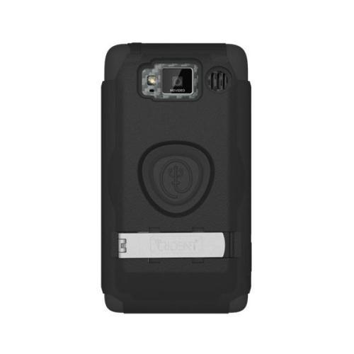 Trident Case Kraken A.M.S. Case for Motorola RAZR HD/DROID Fighter/DROID Vanquish/XT926 - Black