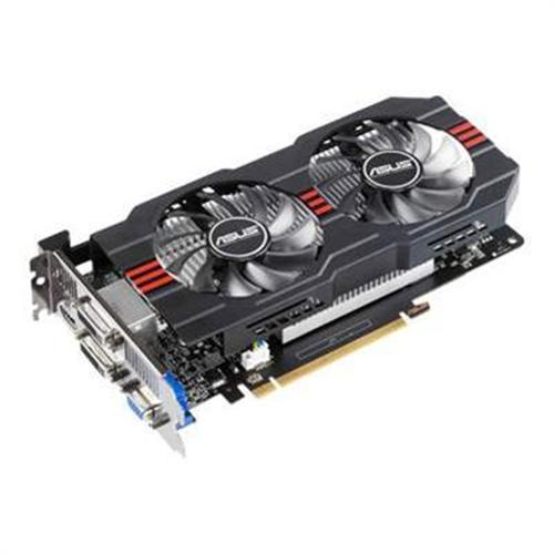 ASUS GTX650TI-1GD5 graphics card - GF GTX 650 Ti - 1 GB
