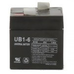 UB1290F2-ER - UPS battery - 1 x lead acid 9 Ah - for CyberPower BP48V75; Smart App Sinewave PR3000; Smart App Sinewave LCD PR2200, PR3000