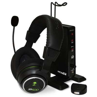 Voyetra Turtle BeachEar Force XP500 Programmable Wireless Gaming Headset - Refurbished(TBS-2190-01R)