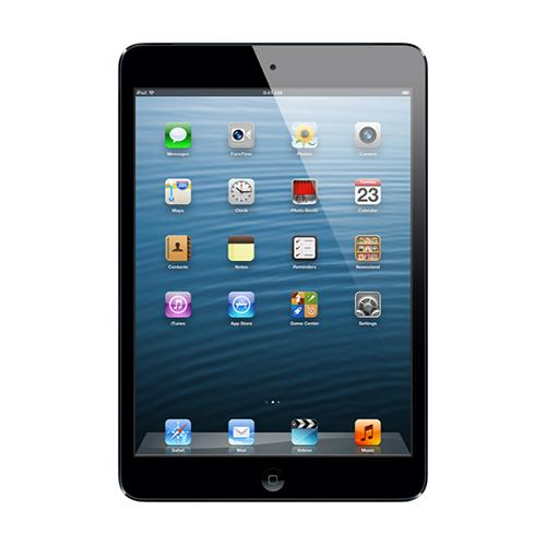 "Apple iPad mini 32GB with Wi-Fi, 7.9"" display - Black"