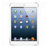 "Apple iPad mini 64GB with Wi-Fi, 7.9"" display - White"