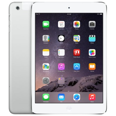 Apple Verizon iPad mini - 16GB Wi-Fi + Cellular (White & Silver) (MD543LL/A)
