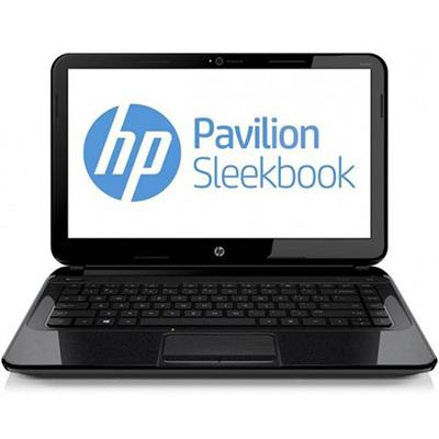 HP Pavilion Sleekbook 14-b013nr Intel Core i3-3217U Dual-Core 1.80GHz Notebook PC - 4GB RAM, 500GB HDD, 14.0