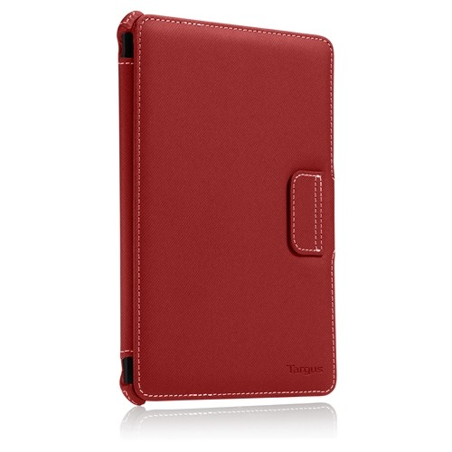 Targus Vuscape Case & Stand for iPad mini - Red