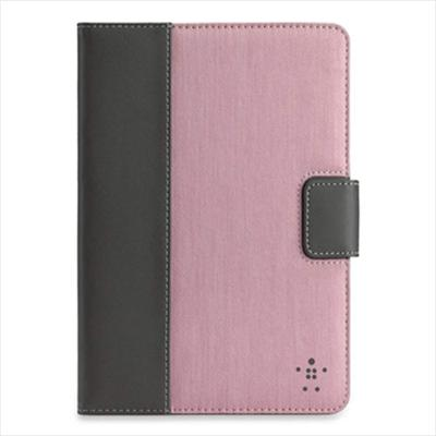 BelkinChambray Tab Cover with Stand for iPad mini - Pink(F7N004ttC03)