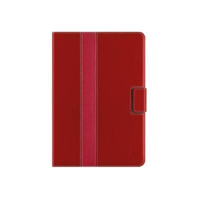 BelkinStriped Cover with Stand for iPad mini - Red Carpet(F7N024ttC02)