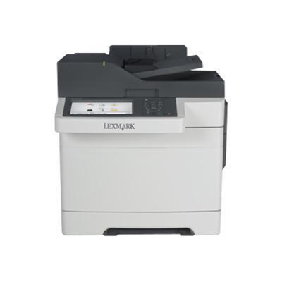 LexmarkCX510dhe - multifunction printer ( color )(28E0615)
