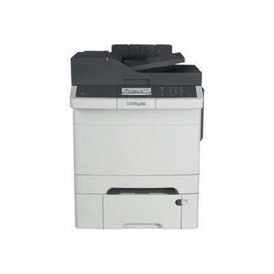 Lexmark CX410dte - multifunction printer ( color ) (28D0600)