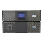 "9PX 9PX6KP2 - UPS - AC 200/208/220/230/240 V - 5.4 kW - 6000 VA - Ethernet 10/100, RS-232, USB - PFC - 6U - 19"" - black, silver - with 6 kVA Power Pass Distribution Module"