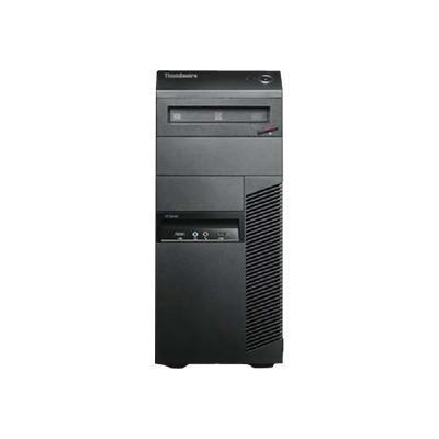 Lenovo ThinkCentre M92p 3212 Intel Core i7-3770 Quad-Core 3.40GHz Tower Desktop - 4GB RAM, 1TB HDD, DVD±RW, Gigabit Ethernet, Energy ...