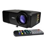 FAVI RioHD-LED-3 - LCD projector - 150 lumens - SVGA (800 x 600) - 4:3