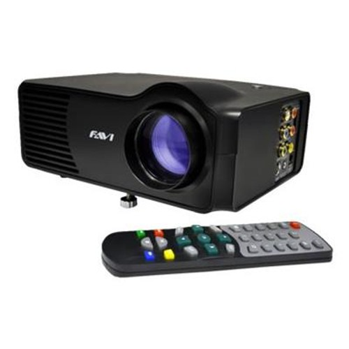 FAVI Entertainment LED 3 MINI PROJECTOR