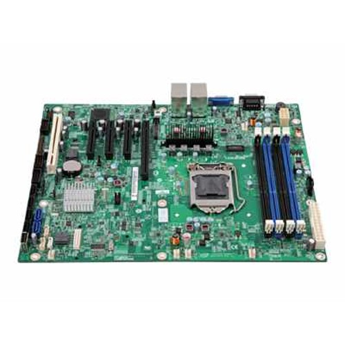 Intel Server Board S1200BTLRM - motherboard - ATX - LGA1155 Socket - C204