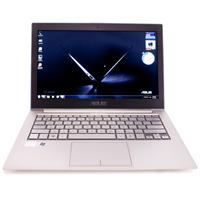 "ASUS Zenbook UX31-RSL8 Intel Core i5 2467M 1.6GHz Ultrabook - 4GB RAM, 128GB SSD, 13.3"" Widescreen Display, Intel HD Graphics 3000, Gigabit Ethernet, Bluetooth 4.0, Lithium Polymer Battery - Refurbished. UX31-RSL8 REF"