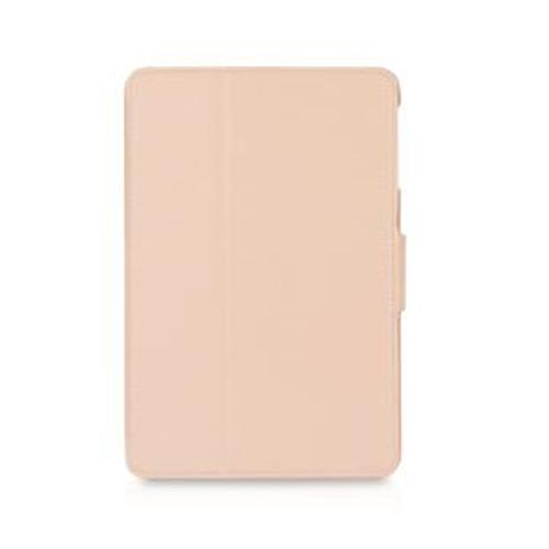 MacAlly Peripherals Leather Case & Stand Designed for iPad Mini - Pink