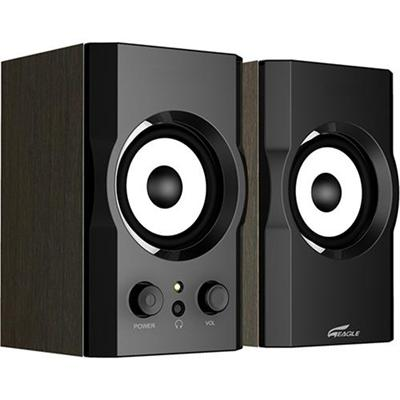Eagle Tech Computers 2.0 Soundstage Speakers - 3