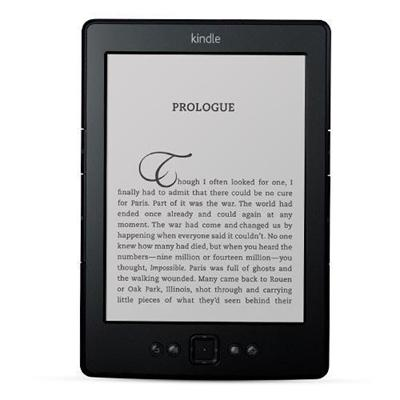 Amazon Kindle, 6