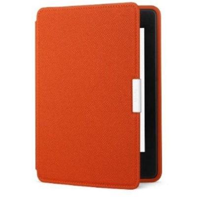 Amazon Kindle Paperwhite Leather Cover - Persimmon (53-000305)