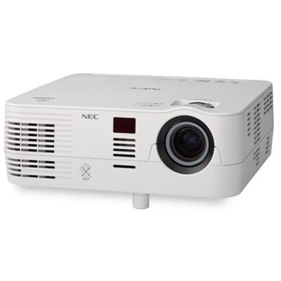 NEC Displays 2800 ANSI Lumens High-Brightness Mobile Projector (NP-VE281)