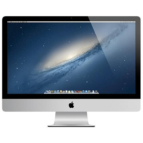 "Apple 27"" iMac Quad-Core Intel Core i5 3.2GHz, 8GB RAM, 1TB Hard Drive, NVIDIA GeForce GTX 675MX graphics processor with 1GB of GDDR5 memory, Two Thunderbo"