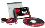 "SSDNow V300 Desktop Upgrade Kit - Solid state drive - 120 GB - internal - 2.5"" (in 3.5"" carrier) - SATA 6Gb/s"