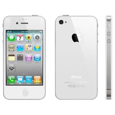 Verizon Apple iPhone iPhone 4S EVDO Mobile Hotspot Phone on IOS 5 W/32 GB Hard Drive - White w/ iPhone Service Activation 2 ...