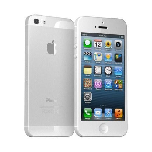 Verizon Apple iPhone iPhone 5 4G LTE SmartPhone on IOS 6 W/64 GB Hard Drive - White w/ iPhone Service Activation 2 Year